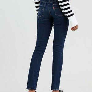 NWT Levis Classic Mid Rise Skinny Jeans